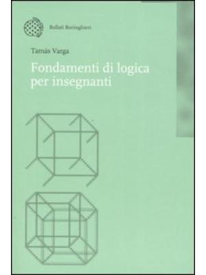Fondamenti di logica per insegnanti