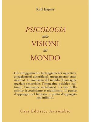 Psicologia delle visioni del mondo