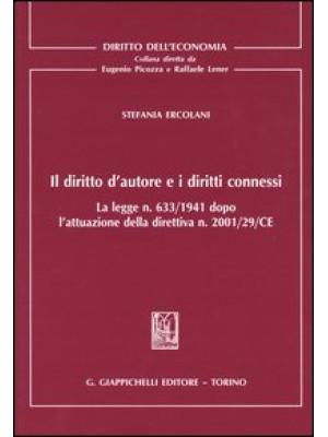 Il diritto d'autore e i diritti connessi