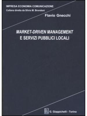 Market-driven management e servizi pubblici locali