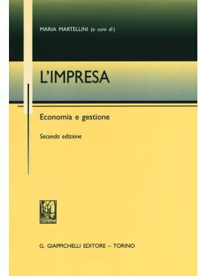 L'impresa. Economia e gestione