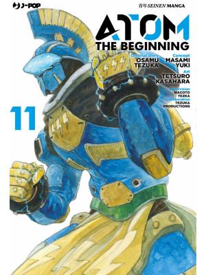 Atom. The beginning. Vol. 11
