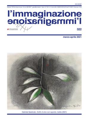 L'immaginazione (2021). Vol. 322: Marzo-aprile
