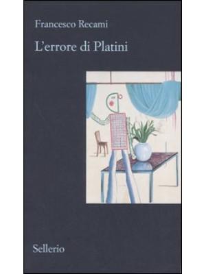 L'errore di Platini