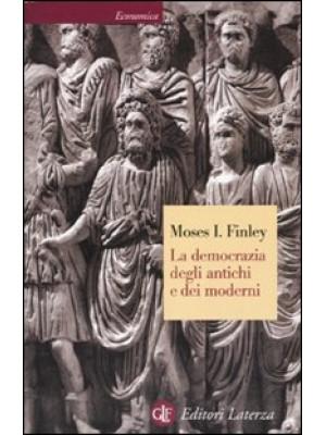 La democrazia degli antichi e dei moderni