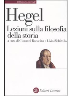 Lezioni sulla filosofia della storia
