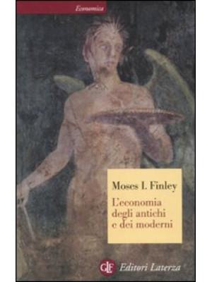 L'economia degli antichi e dei moderni