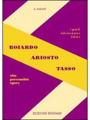 Boiardo-Ariosto-Tasso