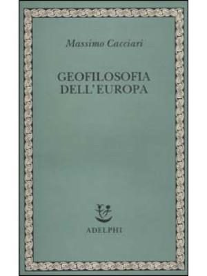 Geofilosofia dell'Europa