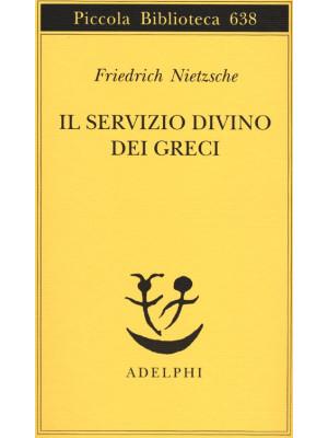 Il servizio divino dei greci