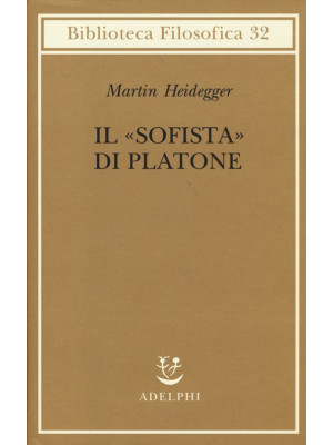Il «Sofista» di Platone