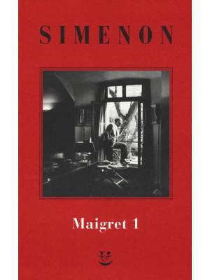 I Maigret: Pietr il Lettone-Il cavallante della «Providence»-Il defunto signor Gallet-L'impiccato di Saint-Pholien-Una testa in gioco. Vol. 1