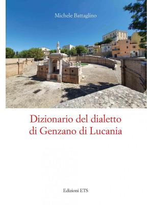 Dizionario del dialetto di Genzano di Lucania