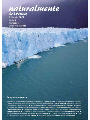 Naturalmente scienza (2021). Vol. 1: Febbraio