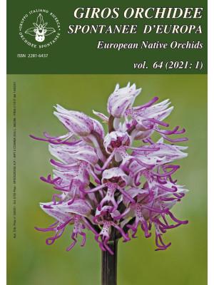 Giros. Orchidee spontanee d'Europa (2021). Vol. 1