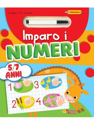 Imparo i numeri. Ediz. illustrata. Con gadget