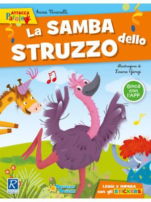 La samba dello struzzo. Con adesivi