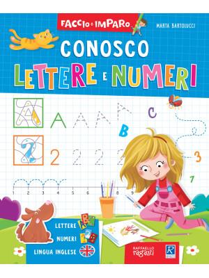 Conosco lettere e numeri