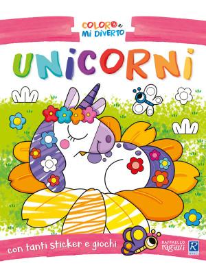 Unicorni. Coloro e mi diverto