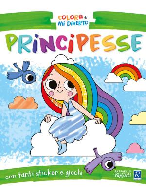 Principesse. Coloro e mi diverto