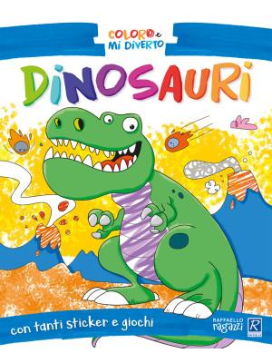 Dinosauri. Coloro e mi diverto
