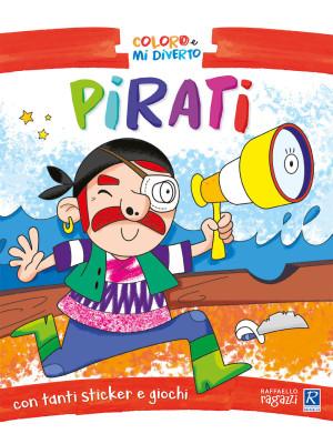 Pirati. Coloro e mi diverto