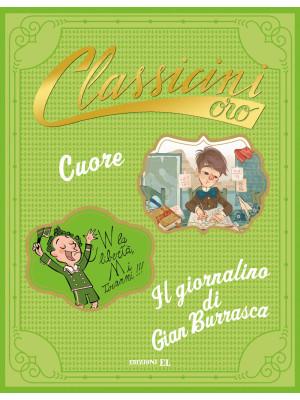 Cuore da Edmondo De Amicis-Il giornalino di Gian Burrasca da Vamba