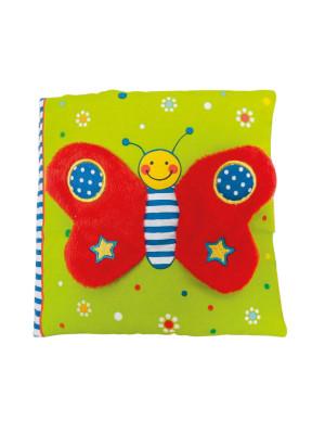 Il libro del bebè. Farfalla rossa. Ediz. a colori