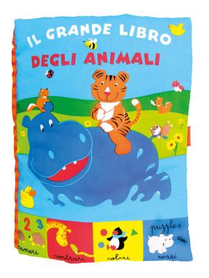 Il grande libro degli animali. Ediz. a colori