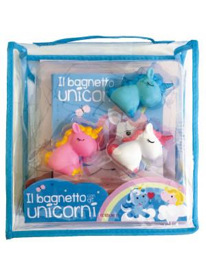 Il bagnetto con gli unicorni. Ediz. a colori. Con gadget