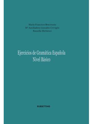 Ejercicios de gramatica espanola. Nivel basico