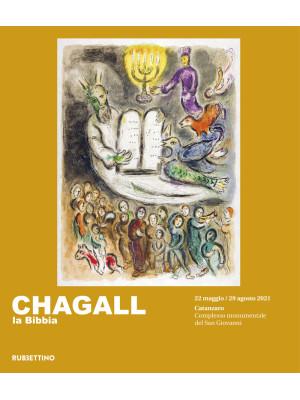Chagall. La Bibbia. Ediz. illustrata