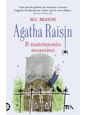 Agatha Raisin e il matrimonio assassino