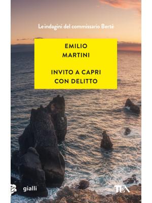 Invito a Capri con delitto. Le indagini del commissario Bertè