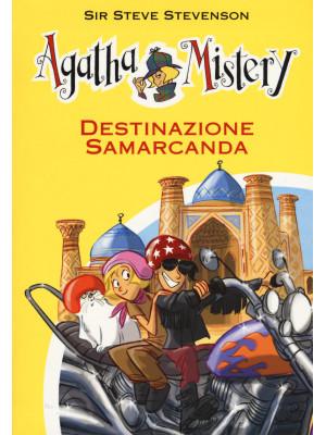 Destinazione Samarcanda