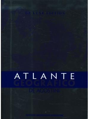Atlante geografico De Agostini. Ediz. deluxe