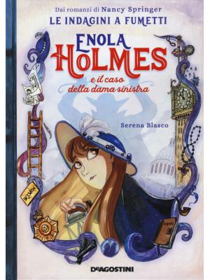 Enola Holmes e il caso della dama sinistra. Le indagini a fumetti di Nancy Springer. Vol. 2