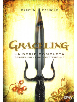 Graceling. La serie completa: Graceling-Fire-Bitterblue