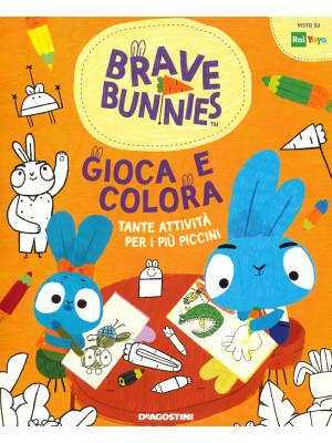 Brave Bunnies. Gioca e colora. Ediz. a colori