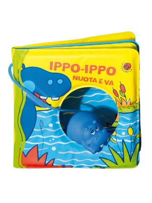 Ippo-Ippo nuota e va. Ediz. a colori. Con gadget