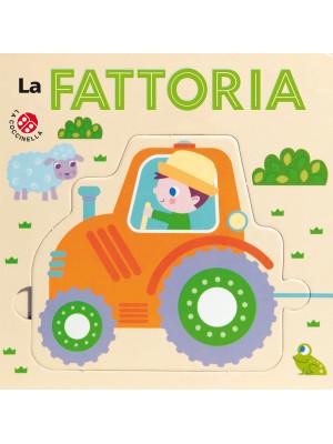 La fattoria. Libro puzzle. Ediz. a colori