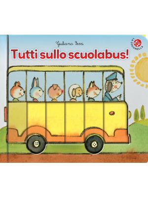 Tutti sullo scuolabus!