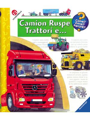 Camion, ruspe, trattori e ...