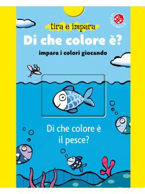 Di che colore è? Impara i colori giocando. Ediz. a colori