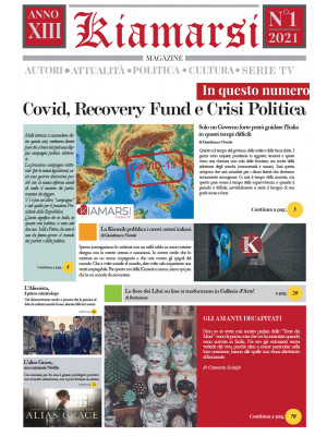 Kiamarsi Magazine (2021). Vol. 1