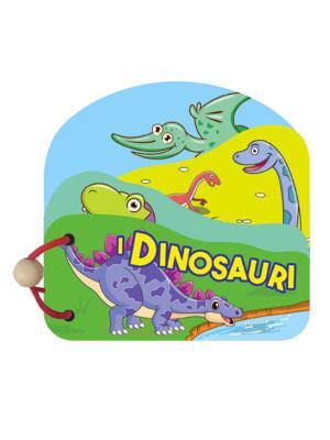 I dinosauri. Libri in legno. Ediz. a colori