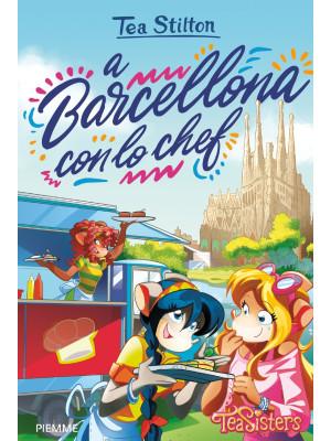 A Barcellona con lo chef