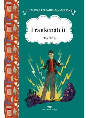 Frankenstein. Ediz. ad alta leggibilità