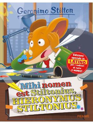 Mihi nomen est Stiltonius, Hieronymus Stiltonius