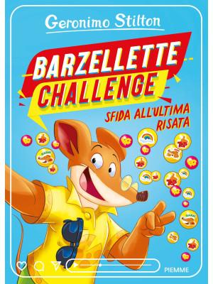 Barzellette challenge. Sfida all'ultima risata